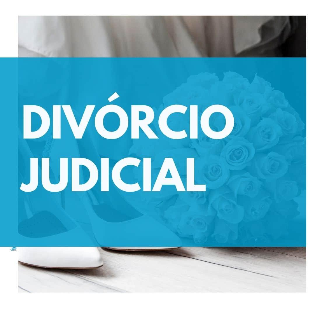 divórcio judicial