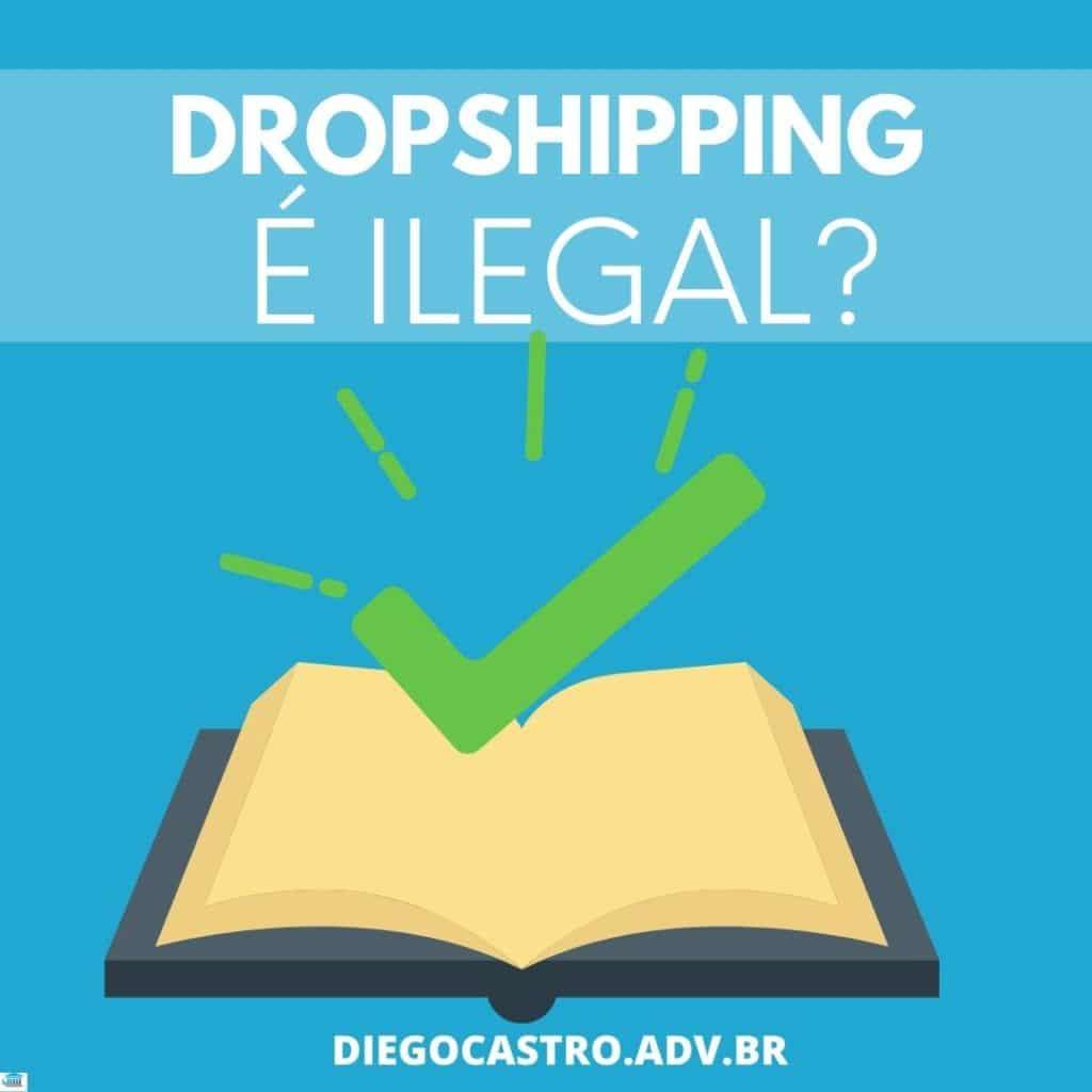 drop é ilegal?