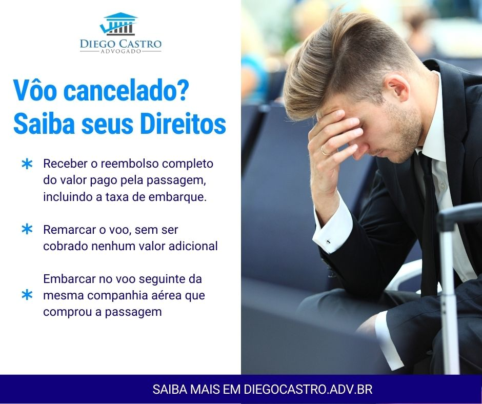 voo cancelado