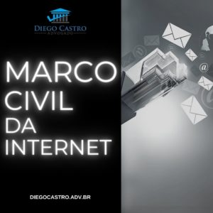foto de um cabo de rede com o titulo marco civil da internet