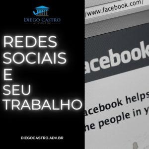 redes sociais e seu trabalho com screenshot do facebook