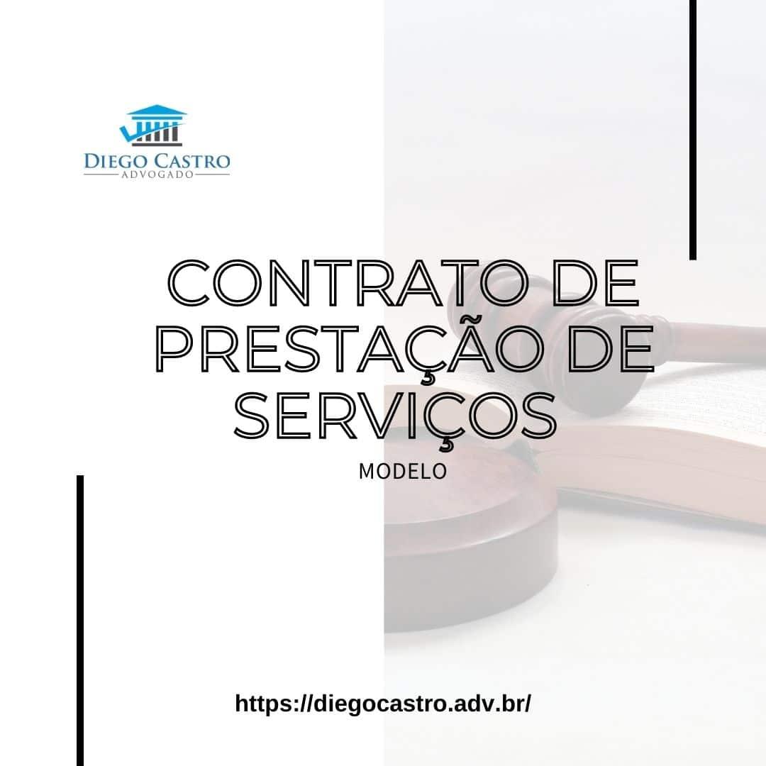 CONTRATO-DE-PRESTACAO-DE-SERVICOS. MODELO