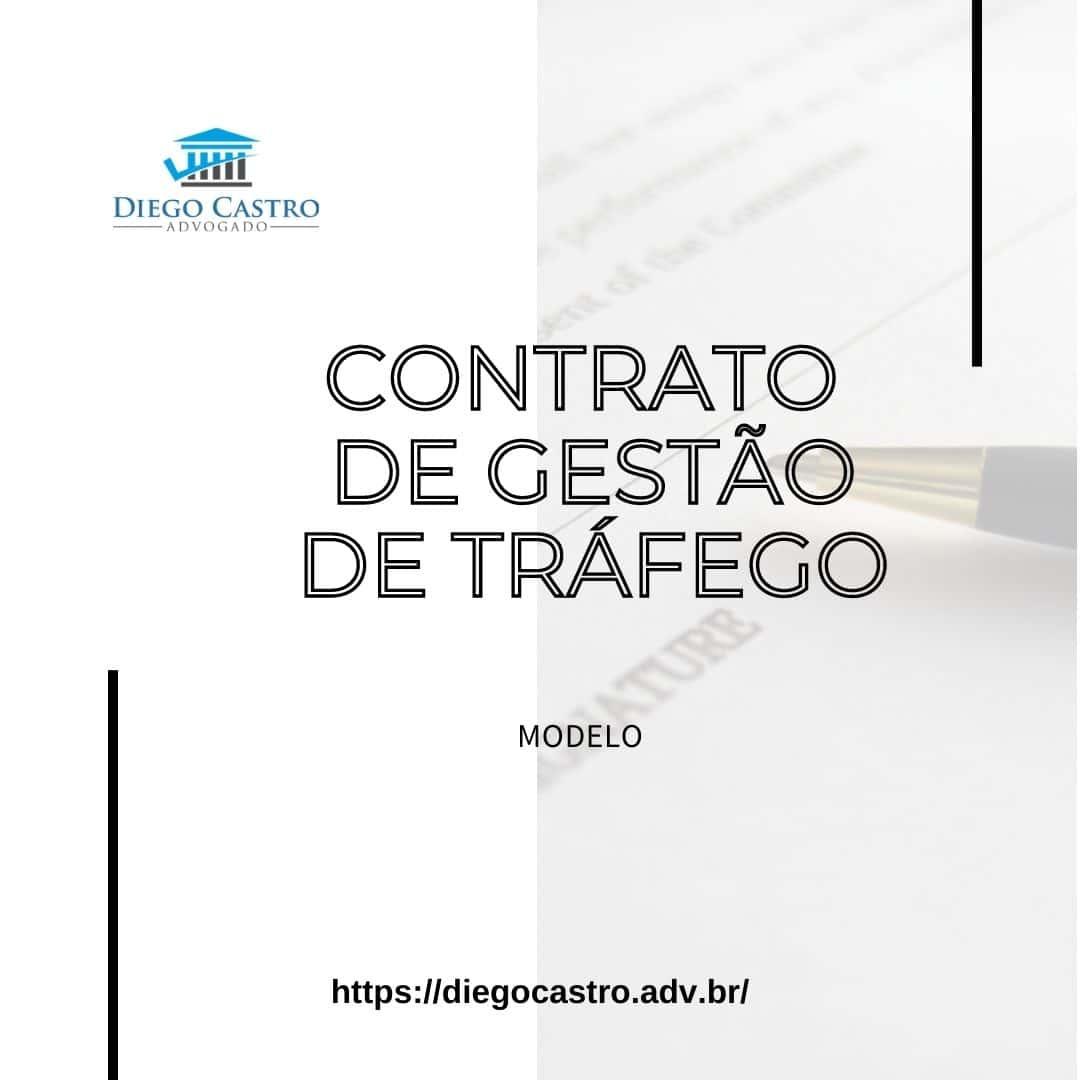 Modelo de Contrato de Gestão de Tráfego