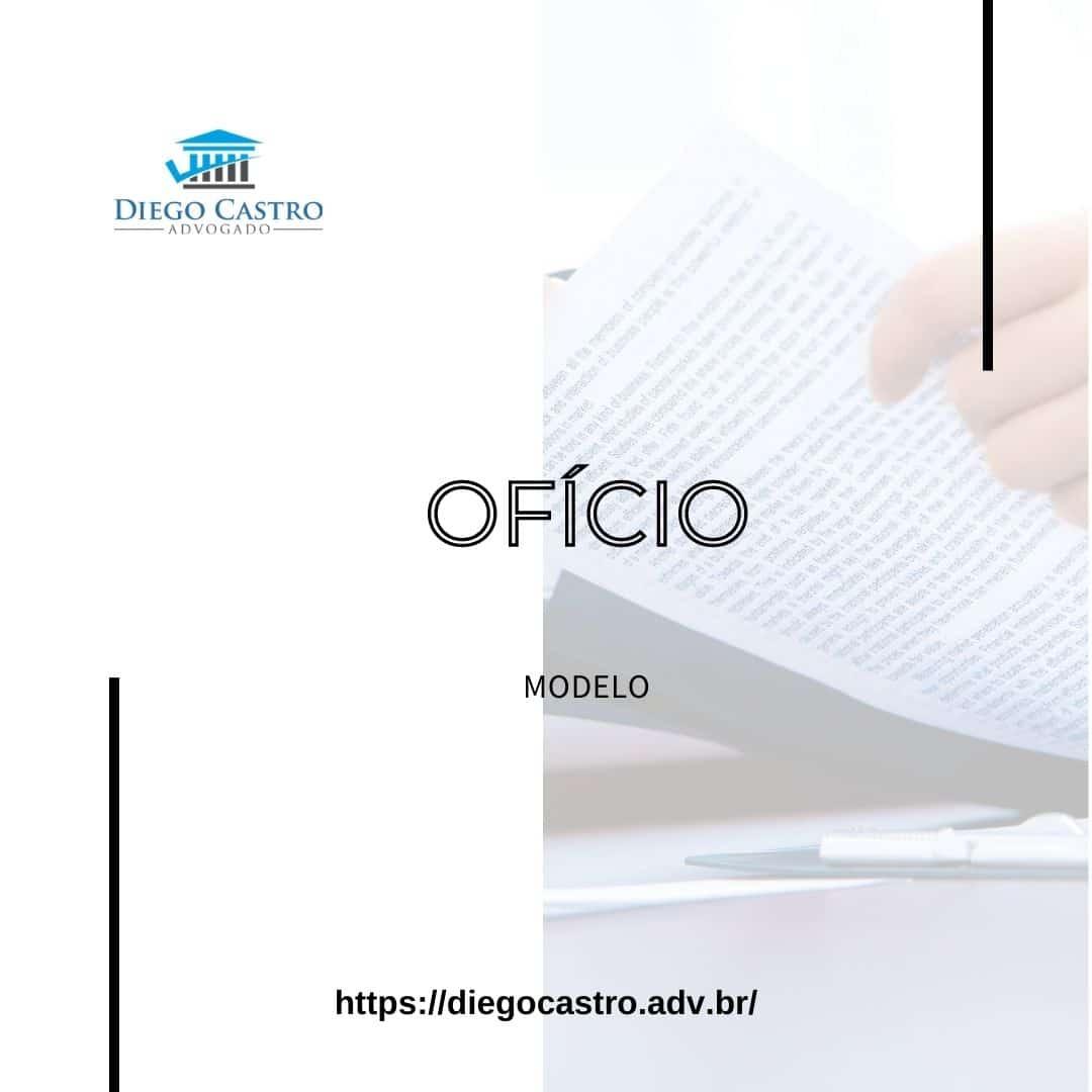 Modelo de Ofício